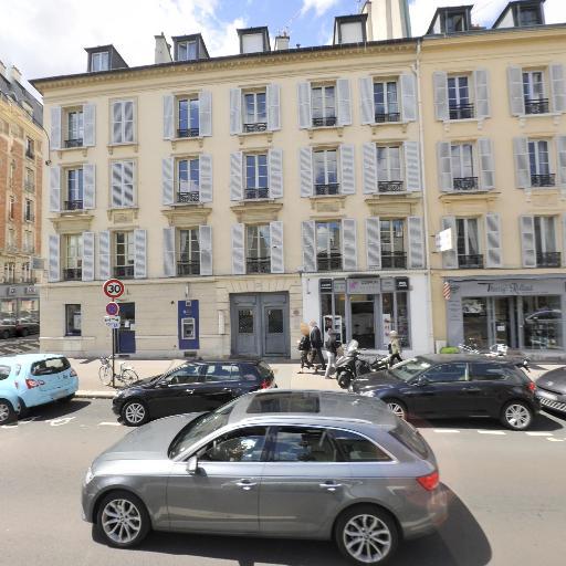 Choay P et De Lamotte P - Architecte d'intérieur - Versailles