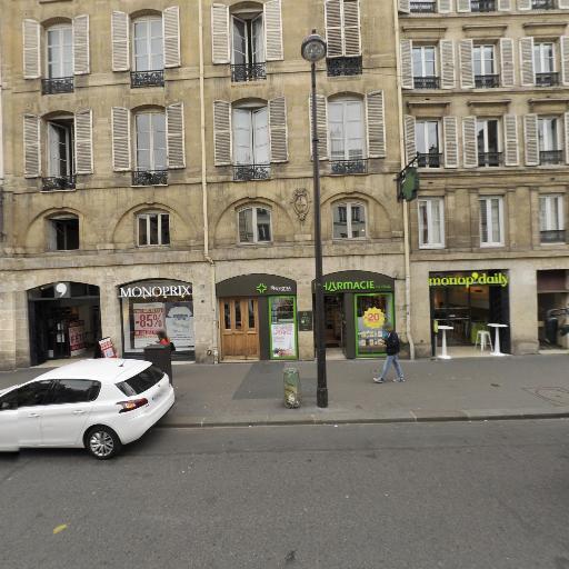Pharmacie Hayoun-Funaro - Pharmacie - Paris
