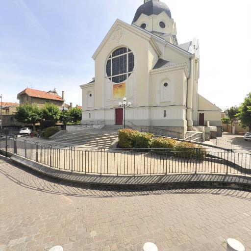 Église Sainte-Jeanne d'Arc - Église - Versailles