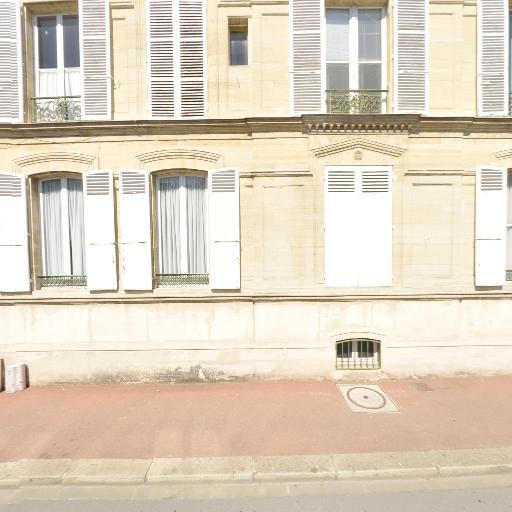 Preney Jérôme - Architecte - Saint-Germain-en-Laye