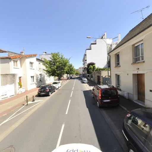 Mairie - École primaire publique - Saint-Germain-en-Laye