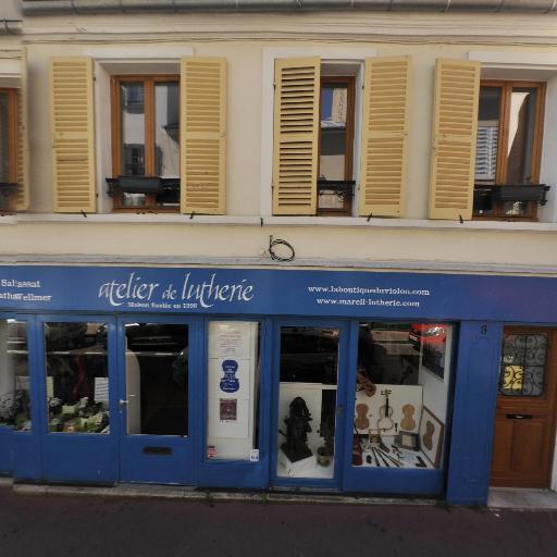 Atelier De Lutherie Sabine Cassat Et Katharina Wellmer - Luthier - Saint-Germain-en-Laye