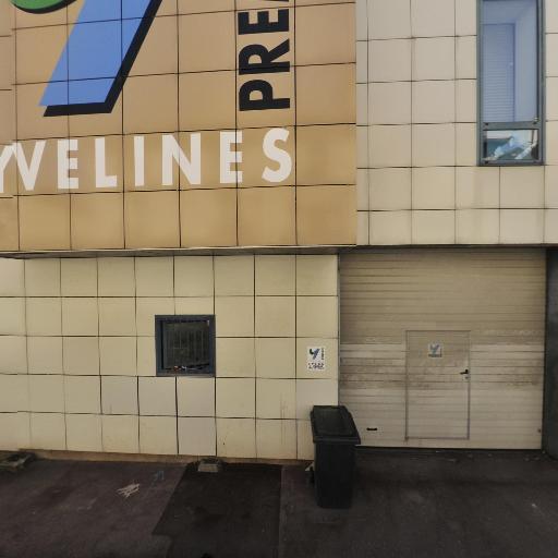 Yvelines Première - Chaînes de télévision - Saint-Germain-en-Laye