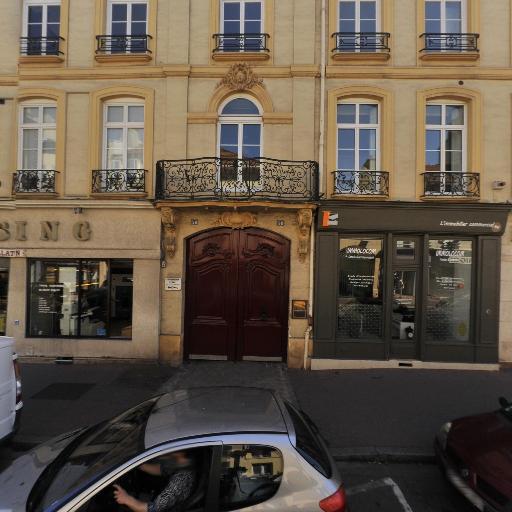 Leger Laurent - Designer - Saint-Germain-en-Laye