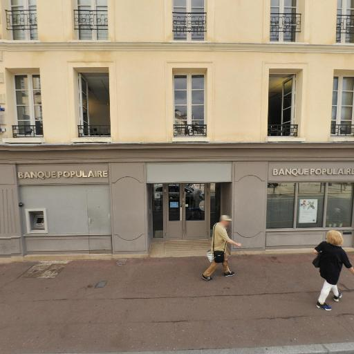 Banque Populaire Val De France - Banque - Saint-Germain-en-Laye