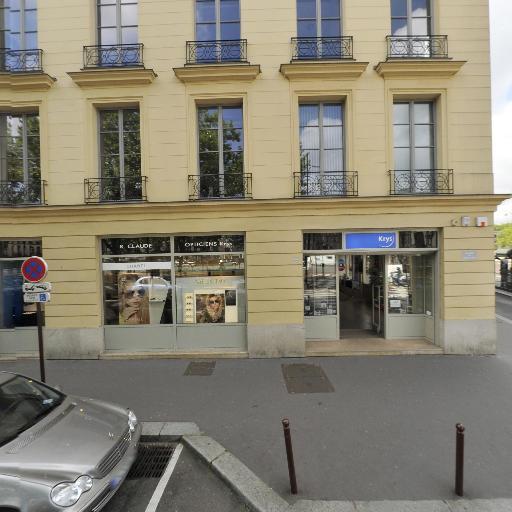 Pharmacie Benyamin - Pharmacie - Versailles
