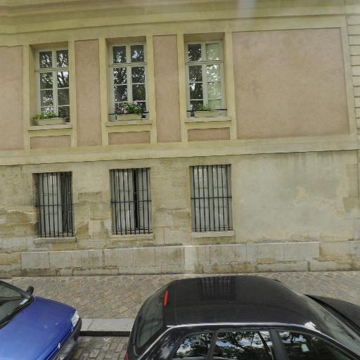 Hôtel de la Marine et des Galères - Attraction touristique - Versailles