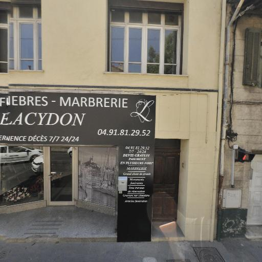 Pompes Funèbres et Marbrerie Le Lacydon SAS - Pompes funèbres - Marseille
