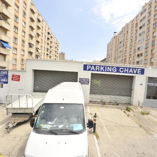 Parking Garage Chave - Parking - Marseille