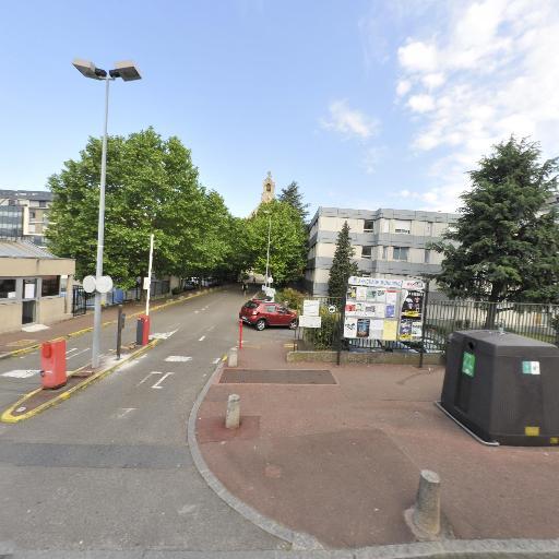 Centre Hospitalier - Parking public - Saint-Germain-en-Laye