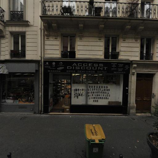 Accessd Grossiste Télephonie - Vente en ligne et par correspondance - Paris