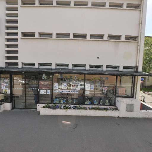 Centre Socio-Culturel Vauban - Infrastructure sports et loisirs - Versailles