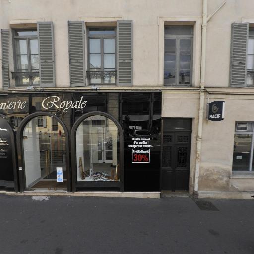 Lebreton Christèlle - Boulangerie pâtisserie - Versailles