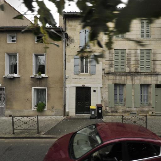 Mairie - Enseignement pour les professions artistiques - Niort