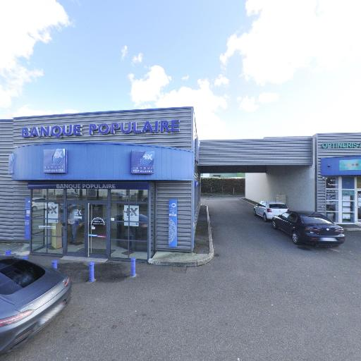 Banque Populaire Aquitaine Centre Atlantique - Banque - Brive-la-Gaillarde