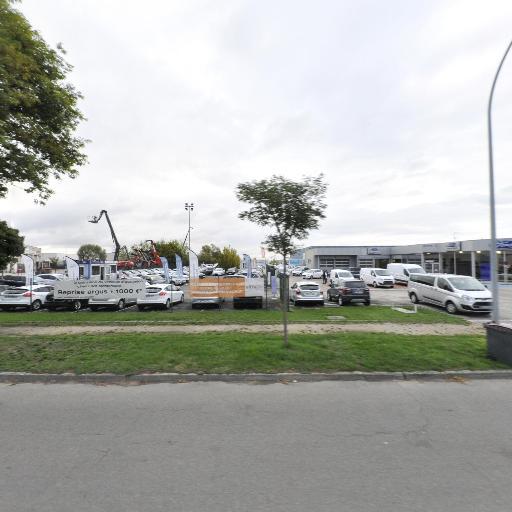 Mazda - Location d'automobiles de tourisme et d'utilitaires - Dijon