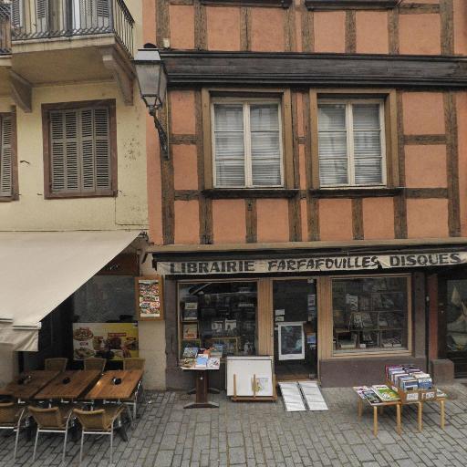 Farfafouilles - Bouquiniste - Strasbourg