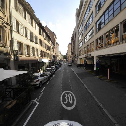 Les Tanneurs - Parking public - Strasbourg
