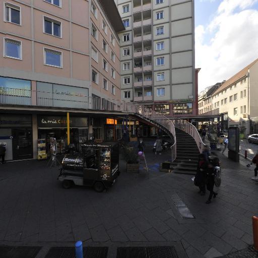 Kléber - Homme de Fer - Parking - Strasbourg