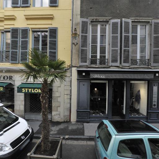 Trésorerie Principale Municipale - Banque - Pau