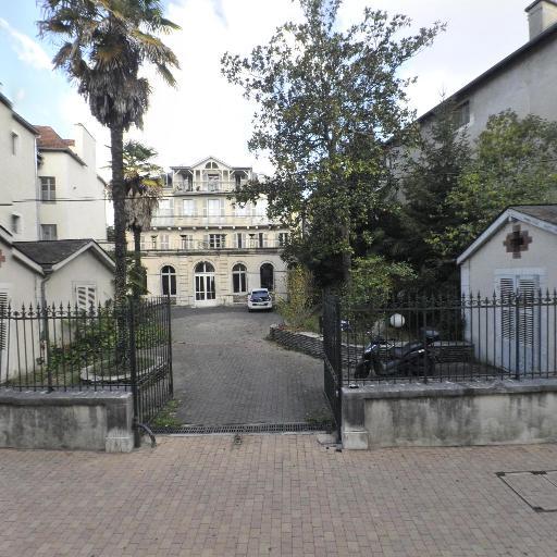 Paroisse St Jacques - Église catholique - Pau