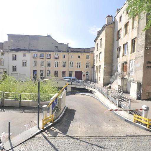 Nancy - Saint-Dizier Saint-Nicolas - Indigo - Parking réservable en ligne - Nancy