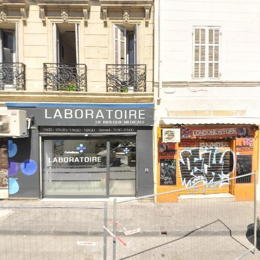 Dépistage COVID - LBM CERBALLIANCE PROVENCE LODI - Santé publique et médecine sociale - Marseille