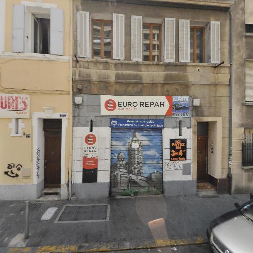Ammi Larbi - Garage automobile - Marseille