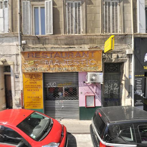 Le Majestic - Restaurant - Marseille