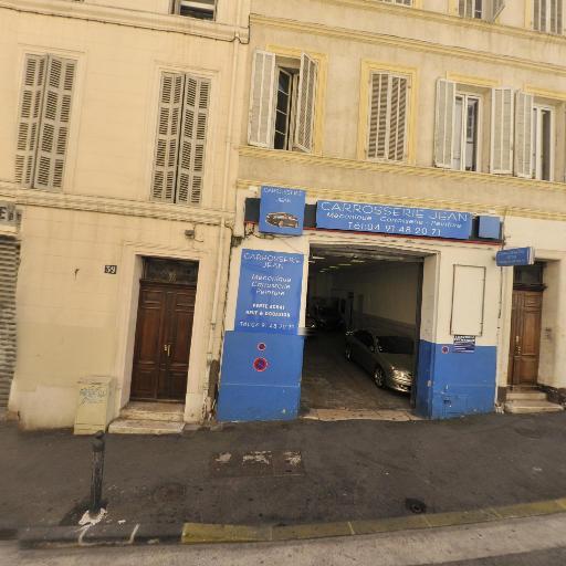 Carrosserie Jean - Carrosserie et peinture automobile - Marseille