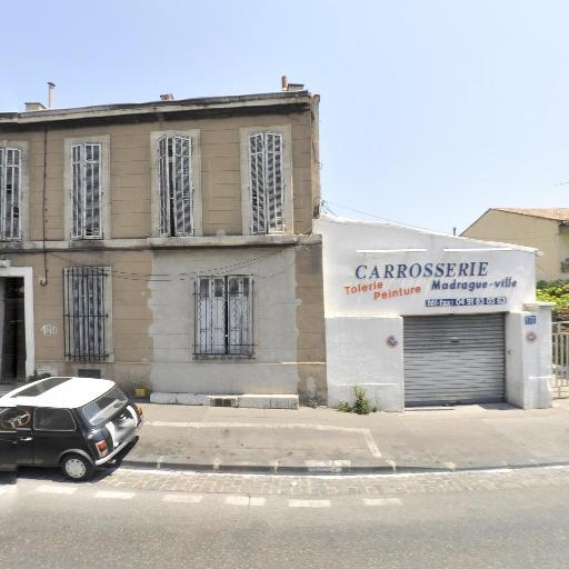 Carrosserie de la Madrague Ville - Carrosserie et peinture automobile - Marseille