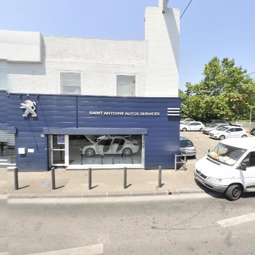 Peugeot Saint Antoine Autos Services Agent - Garage automobile - Marseille