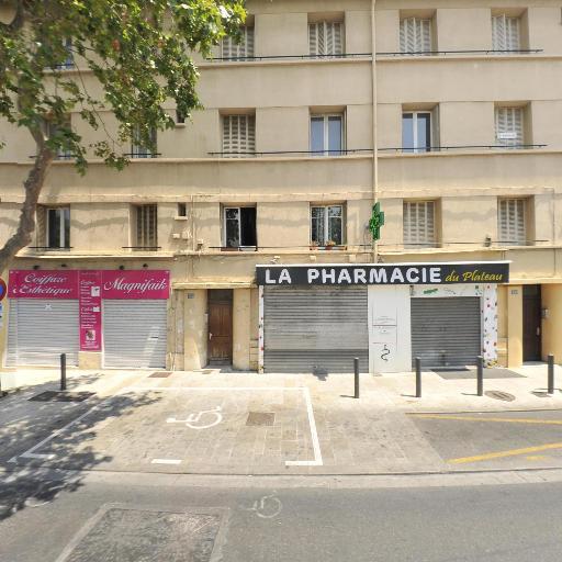 Pharmacie Du Plateau - Pharmacie - Marseille