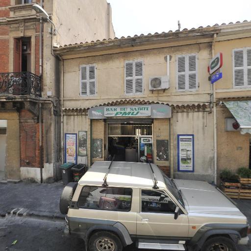 Ruiz Marie France - Café bar - Marseille