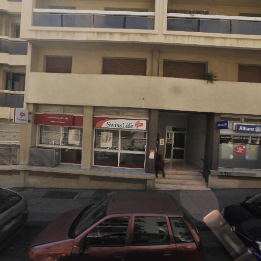 Cacciotto Aimé - Agent général d'assurance - Marseille