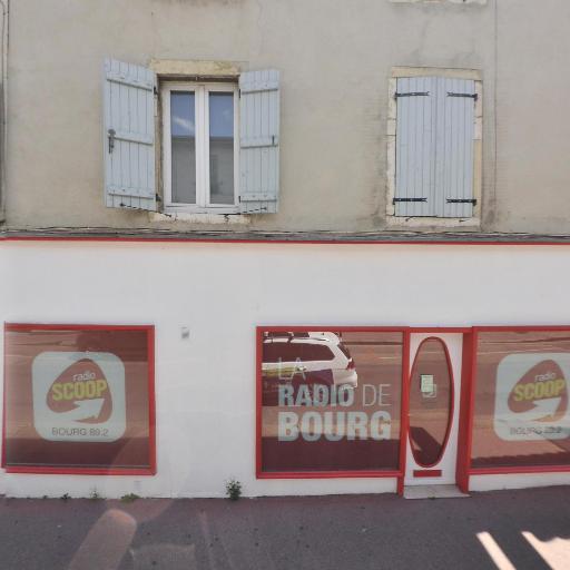 Société De Publicité Audiovisuelle - Chaînes de télévision - Bourg-en-Bresse