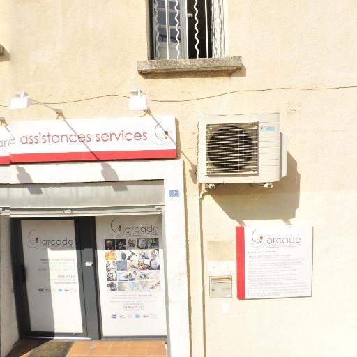 Arcade Assistances Services - Association humanitaire, d'entraide, sociale - Aix-en-Provence