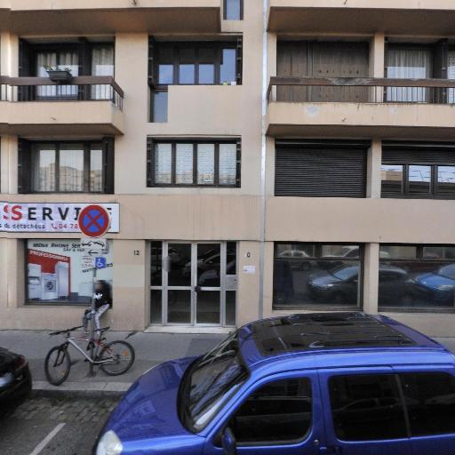 Ména Rhône Service - Matériel pour blanchisseries, laveries et pressings - Villeurbanne