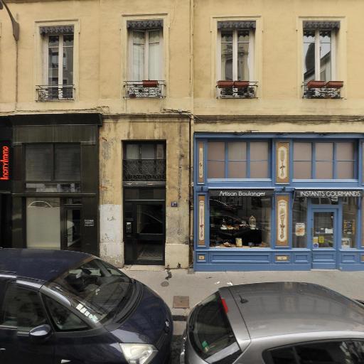 Instants Gourmands - Pâtisserie - Lyon