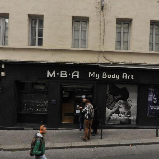 MBA-My Body Art - Tatouages - Lyon