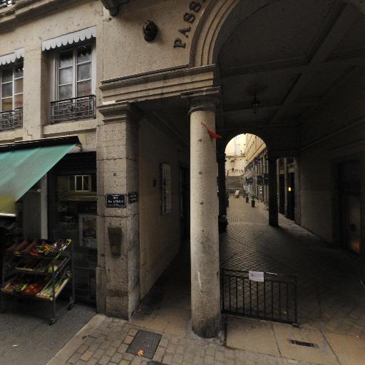 La Part Du Gâteau - Sérigraphie - Lyon