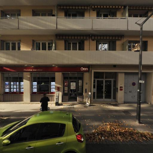 ORPI Montchat - Agence immobilière - Lyon