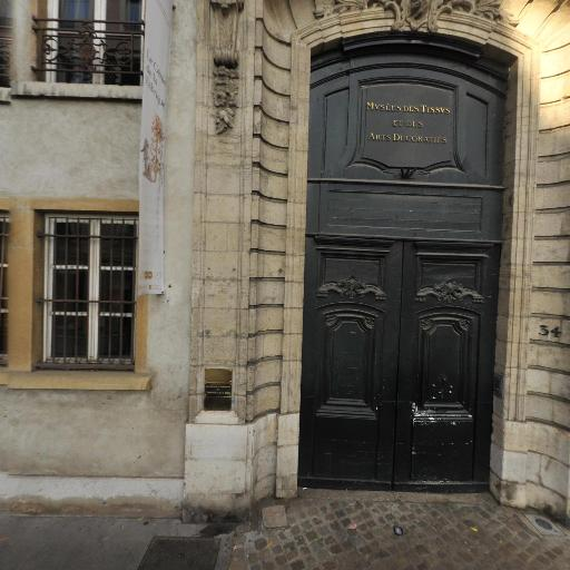 Musée Historique des Tissus - Musée - Lyon