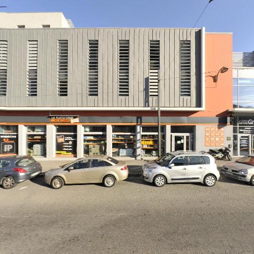 La Plateforme du Bâtiment - Matériaux de construction - Lyon