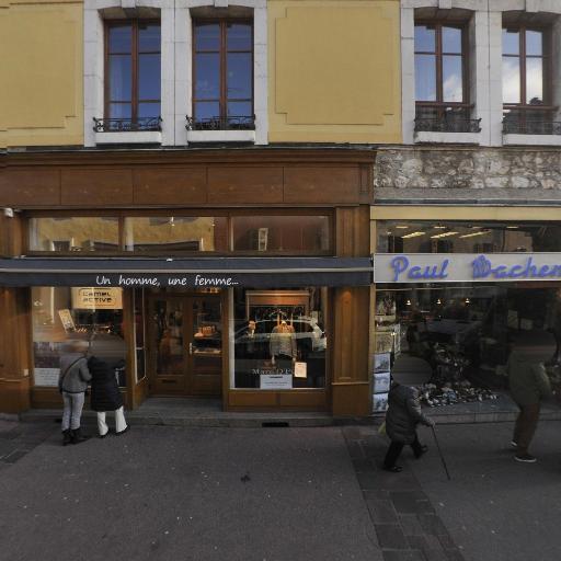 French Coffee Shop - Salon de thé - Annecy