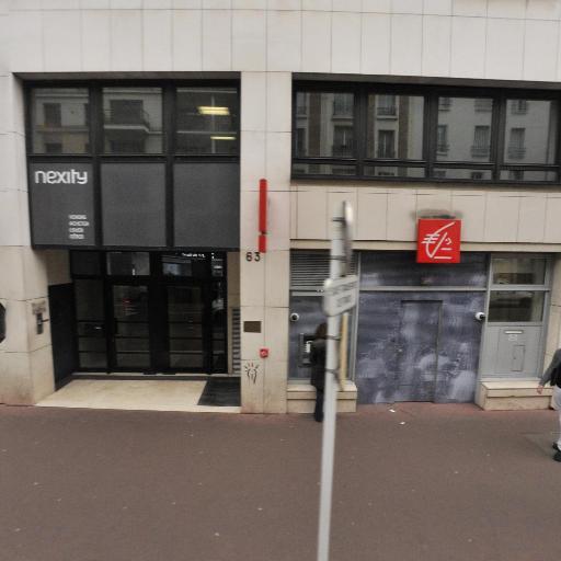 Parking indigo - Parking public - Montrouge