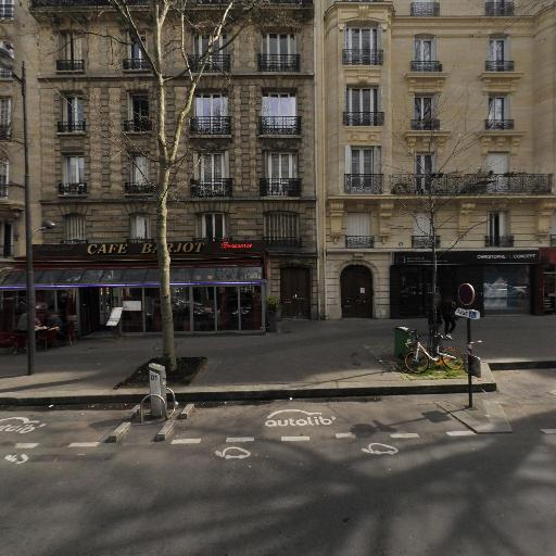 Café Barjot - Restaurant - Paris