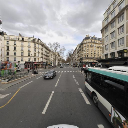 Reuilly-diderot - Station de métro - Paris