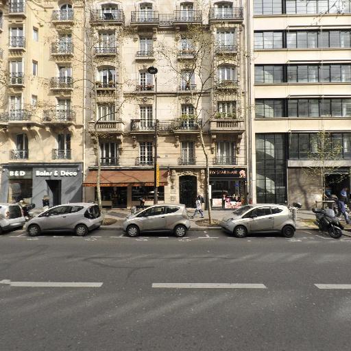 Pause Détente - Pâtisserie - Paris
