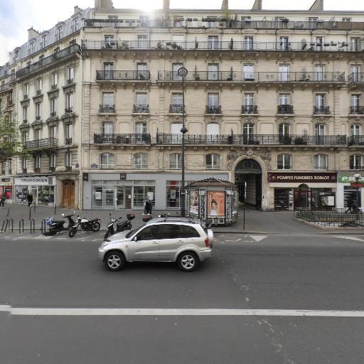 Parking Voltaire - Parking public - Paris